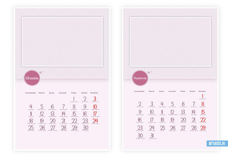 kalendarze 2017,kalendarz psd,fotokalendarz,foto-kalendarz,projekt kalendarza