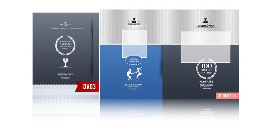 projekty okładek DVD na studniówkę program do nadruku DVD