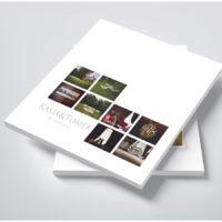 okładka fotoksiążka projekt strony tytułowej