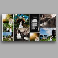 fotoksiążka strona pełna zdjęć