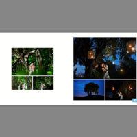 fotoksiążka minimalistyczna projekty