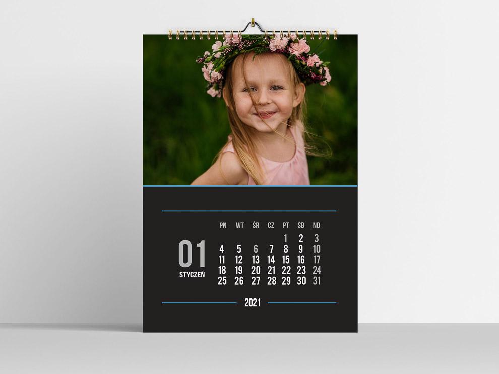 kalendarz-jednodzielny-miesiace dzieci
