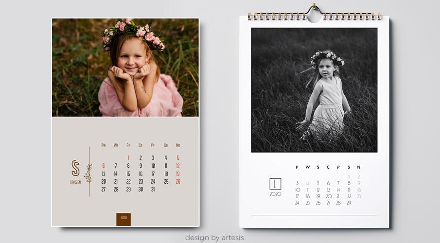 kalendarz program za darmo prezent