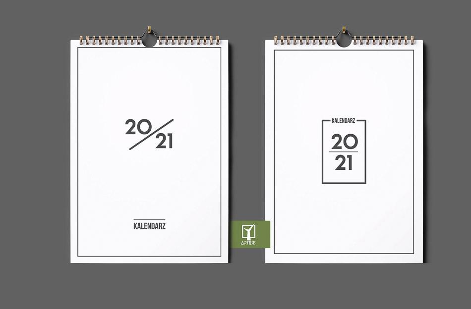okładki foto kalendarz A3 druk 300dpi