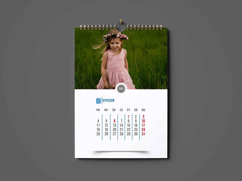 kalendarz twoje zdjęcie