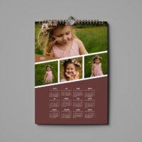 Kalendarz jednostronicowy
