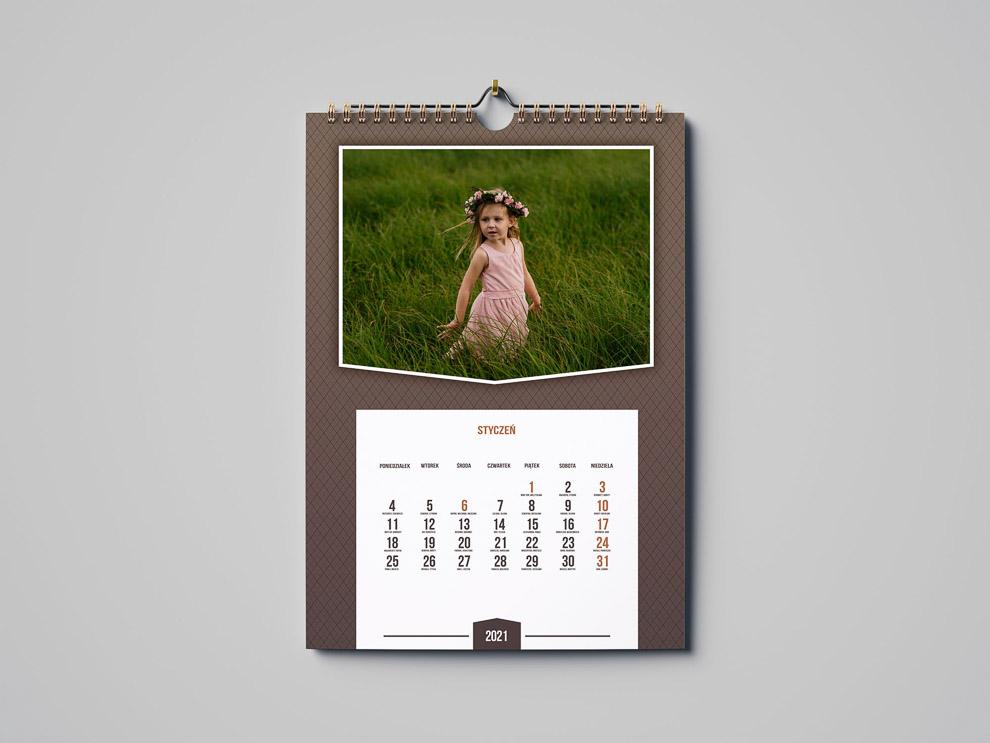 Fotokalendarz z własnymi zdjęciami