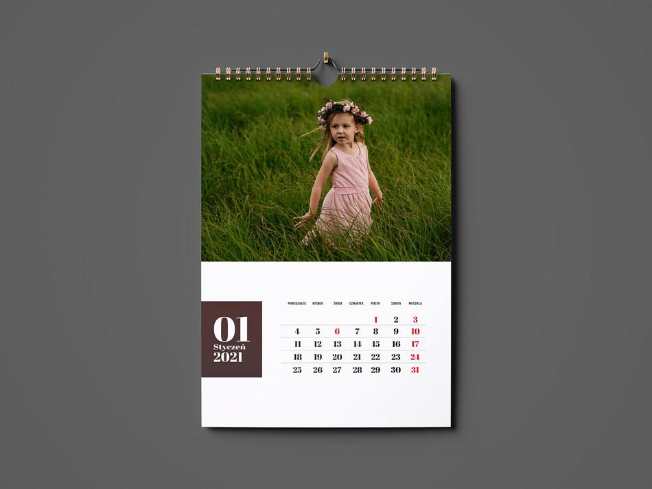 kalendarz 2021 miesiące