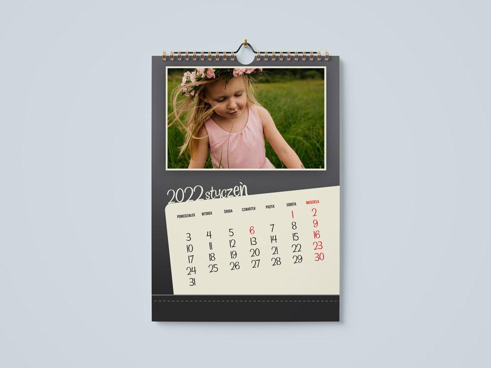 Foto Kalendarz Szablony 2022
