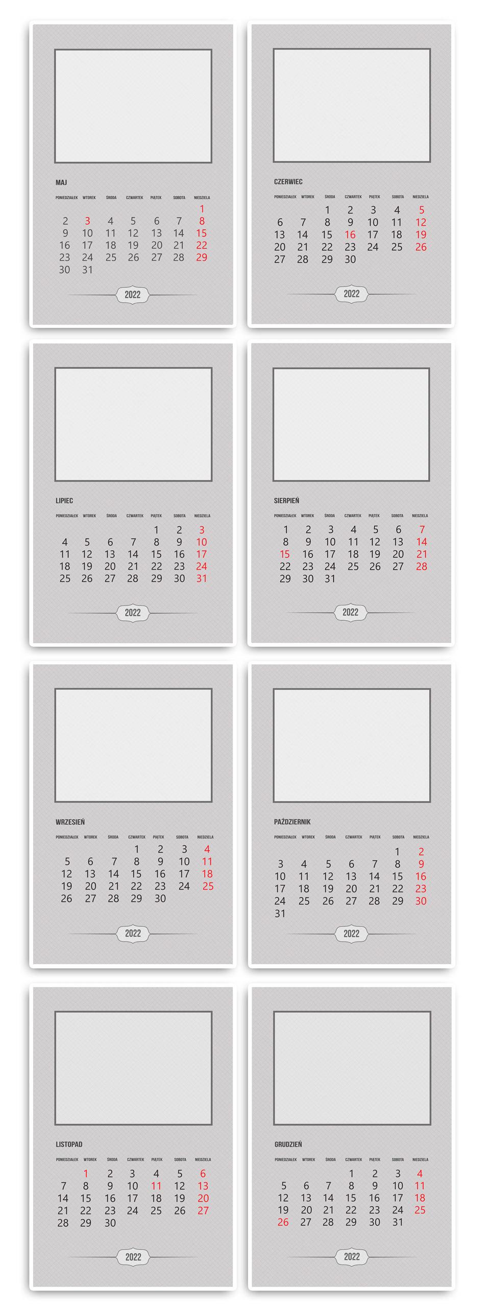 kalendarze-2022