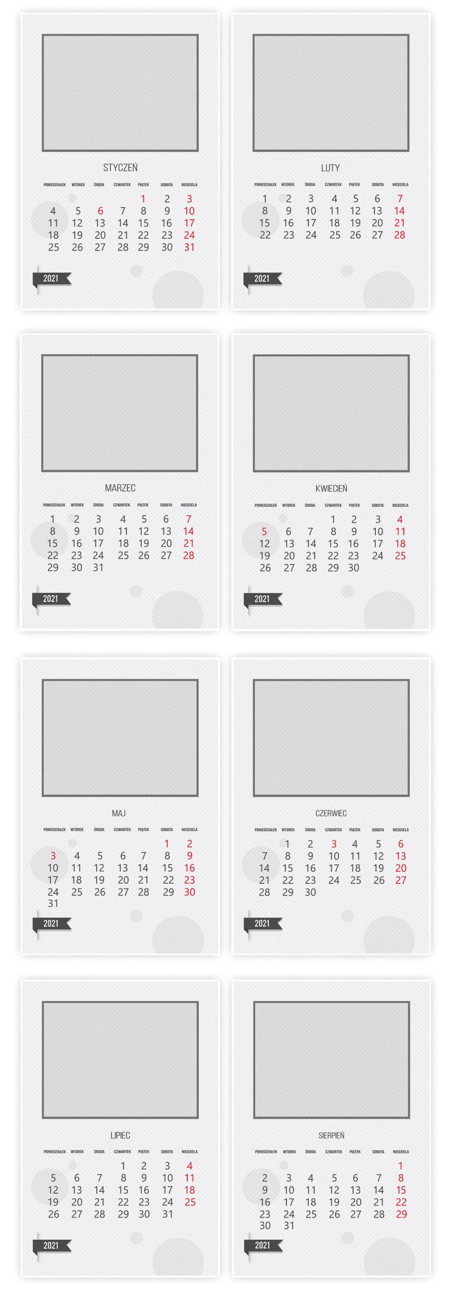 fotokalendarze projekty 300dpi wydrukuj zdjęcia