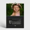projekty kalendarzy do kreatora