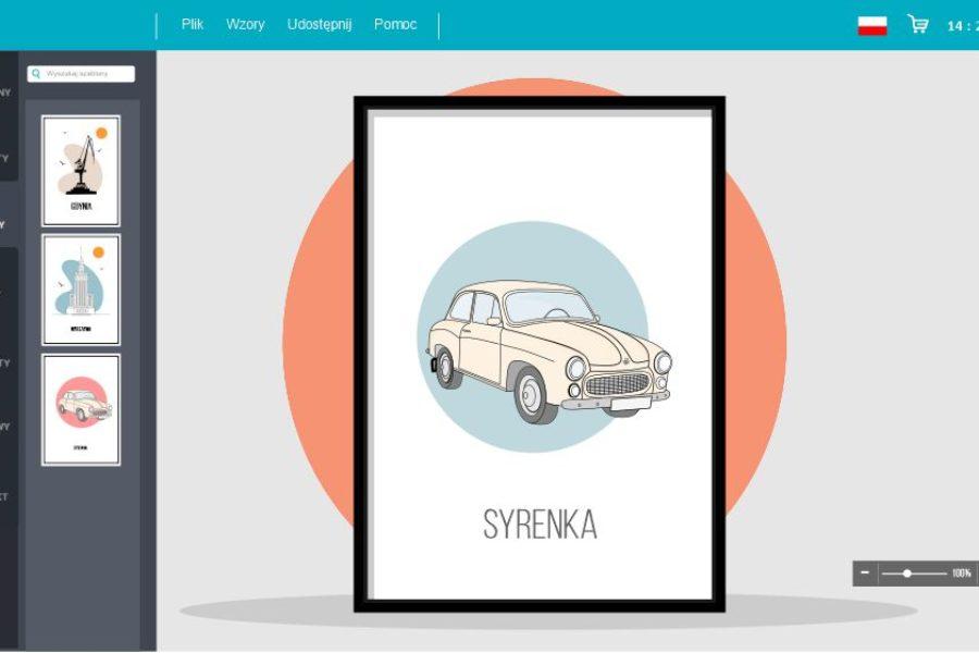 Plakat kreator online – Stwórz swój wymarzony plakat