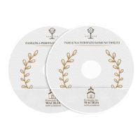 projekt nadruk płyta dvd komunia blu ray