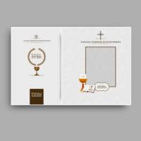 okładki dvd nadruki komunia chrzest
