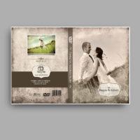 szablony do okladek na dvd video foto ślub