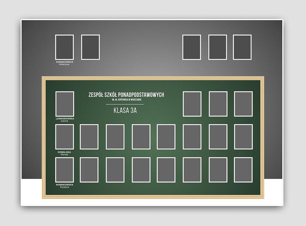 tablo szkolne wzory jak przygotować tabla nauczycieli i absolwentów